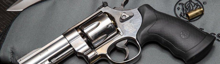 Groot kaliber revolvers