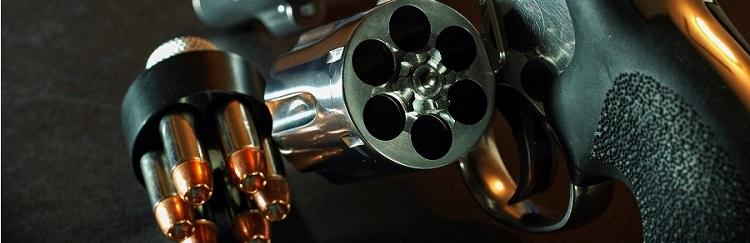 Groot kaliber revolver