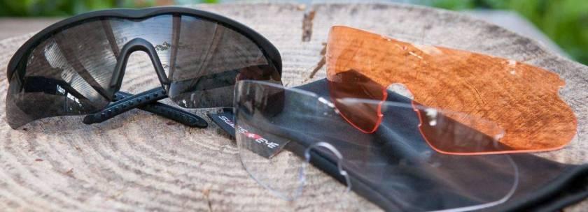 Schietbrillen