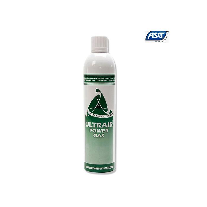 ASG Ultrair Power Green Gas 570 ml.