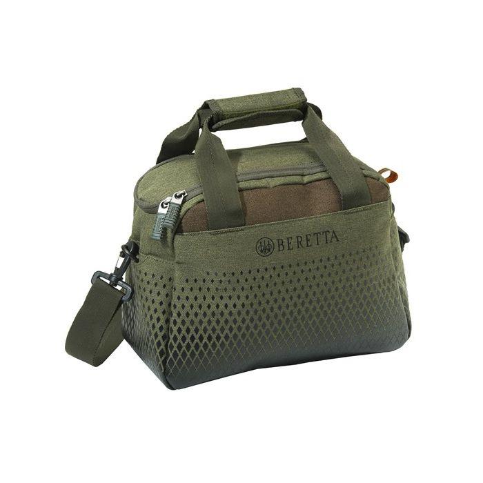 Beretta Hunter Tech Cartridge Bag voor 150 Patronen, Groen/Bruin #BS751