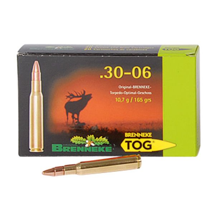 Brenneke 30-06Sprfd TOG®