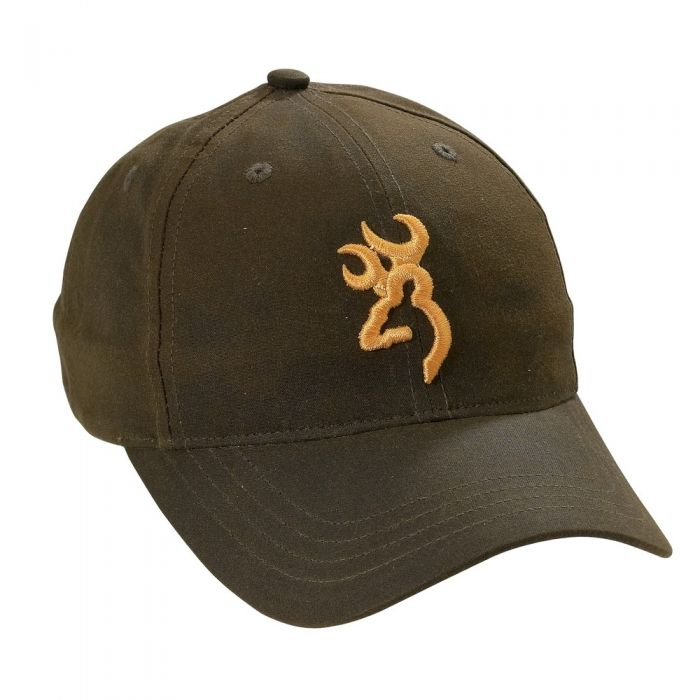 Browning Cap Dura Wax, Bruin