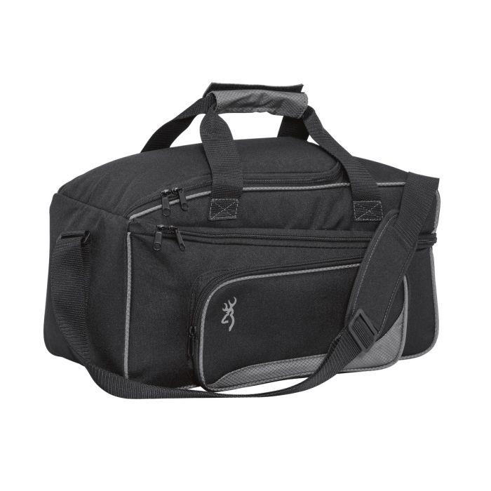 Browning Ultra Flash Shooting Bag, Black / Grey #121062691
