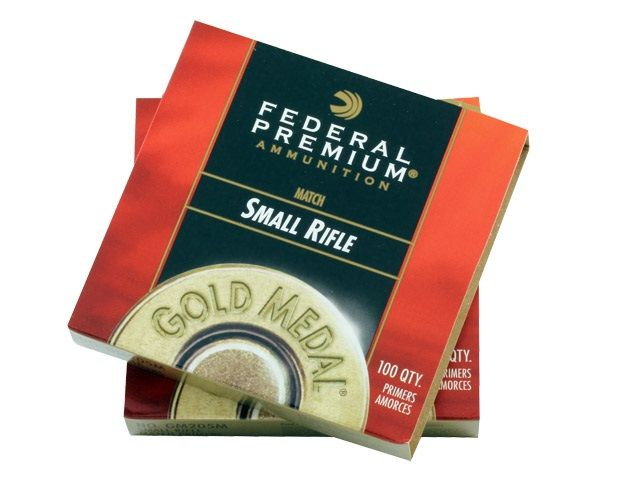 Federal Small Rifle Gold Medal Match #GM205M