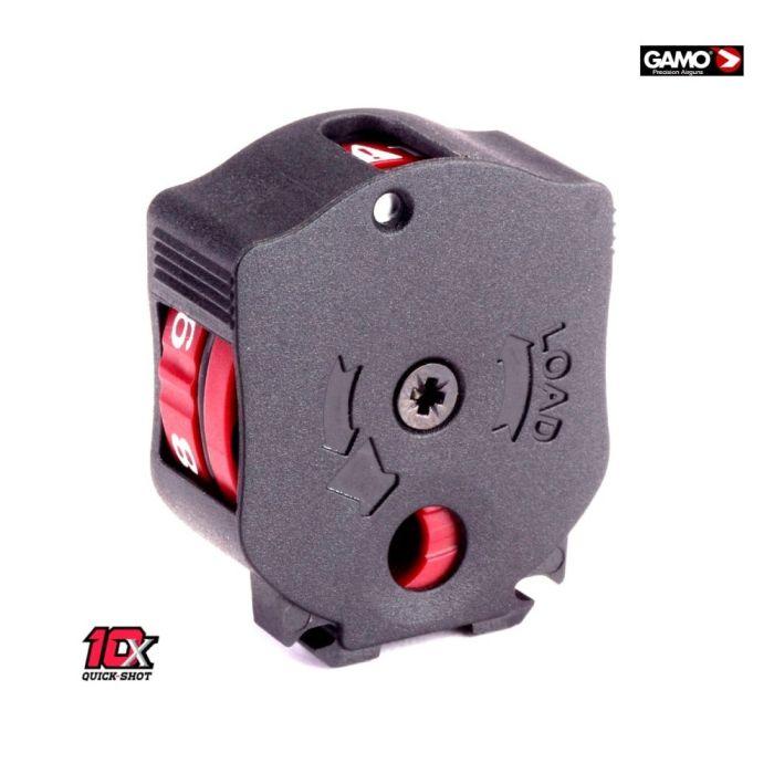 Gamo Gen1 Magazijn 10X Quick-Shot Kal. 5,5 mm