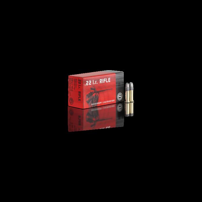 Geco Rifle .22 LR.