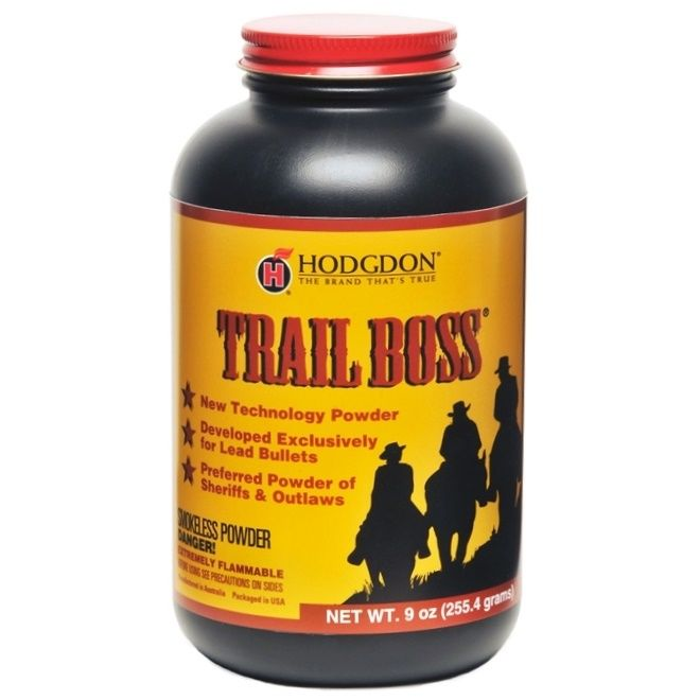 Hodgdon Trail Boss