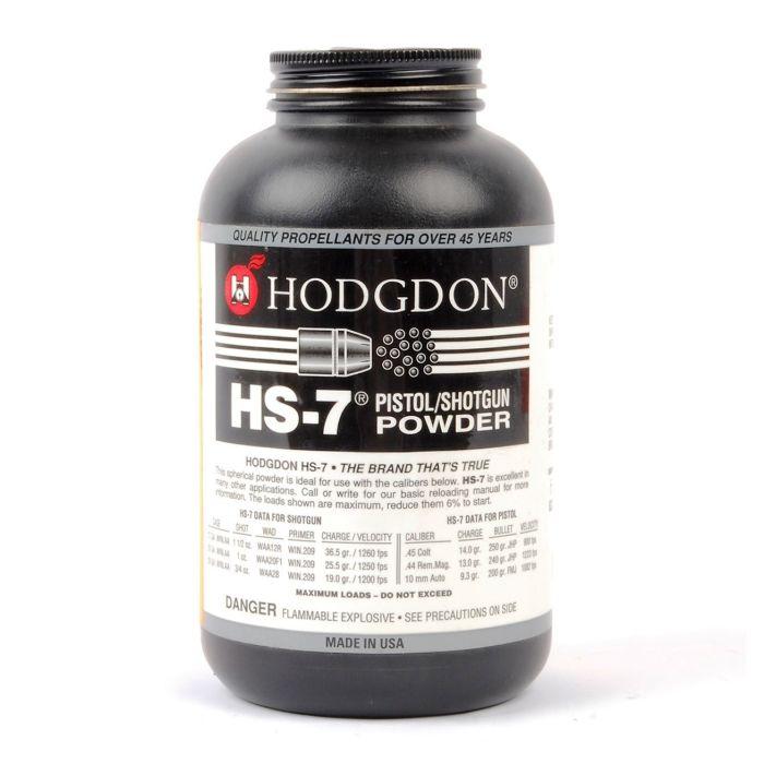 Hodgdon HS 7