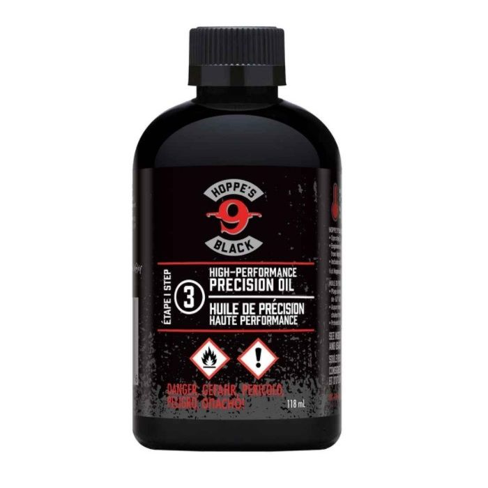 Hoppe's Black High-Performance Precision Oil (Stap 3)