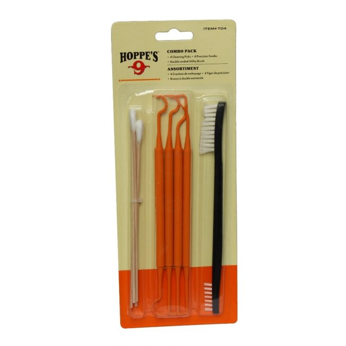 Hoppe's Cleaning Tools Combo Set #TO4