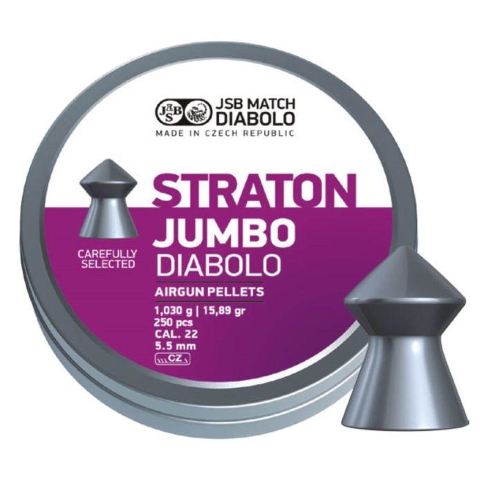 JSB Straton Diabolo 5,5mm