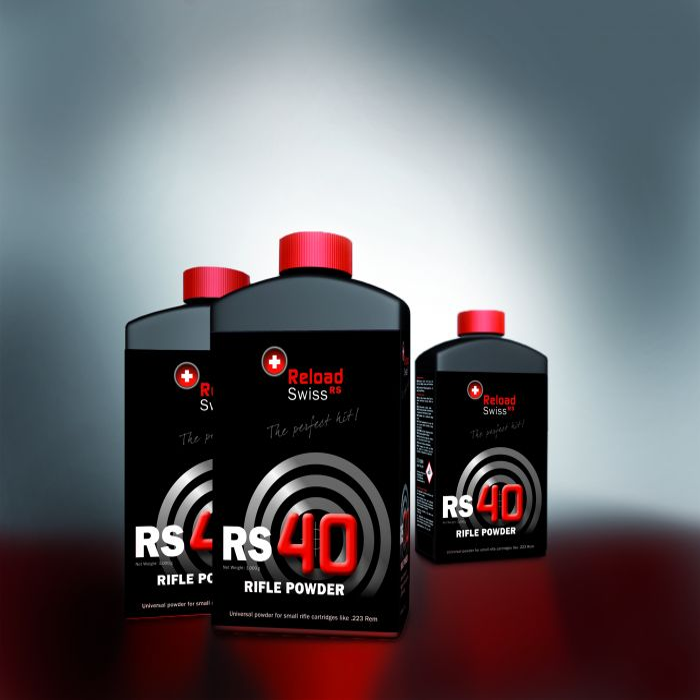 Reload Swiss RS 40
