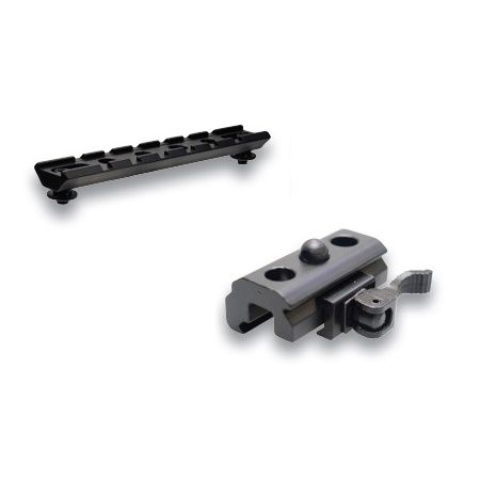 Lensolux Bi-Pod Weaver Adapter #19160