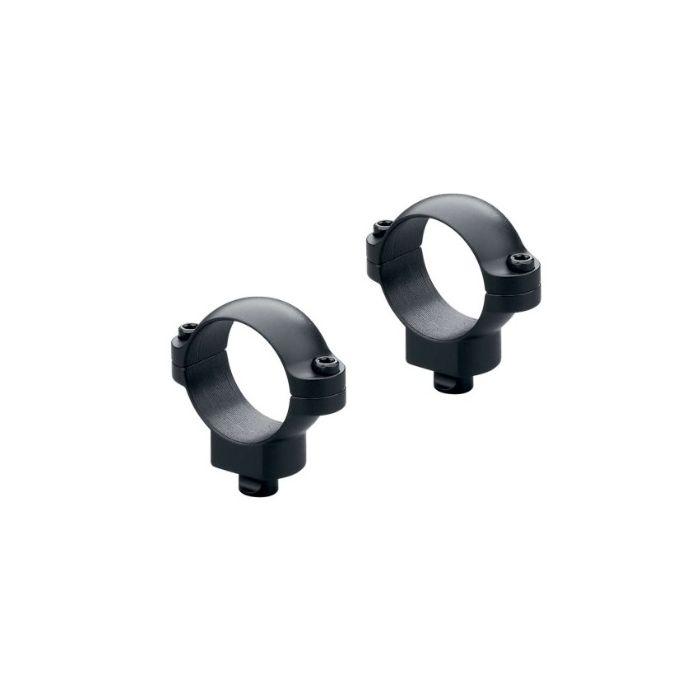 Leupold Quick Release Rings High, 25.4 mm Ø Gloss #49978