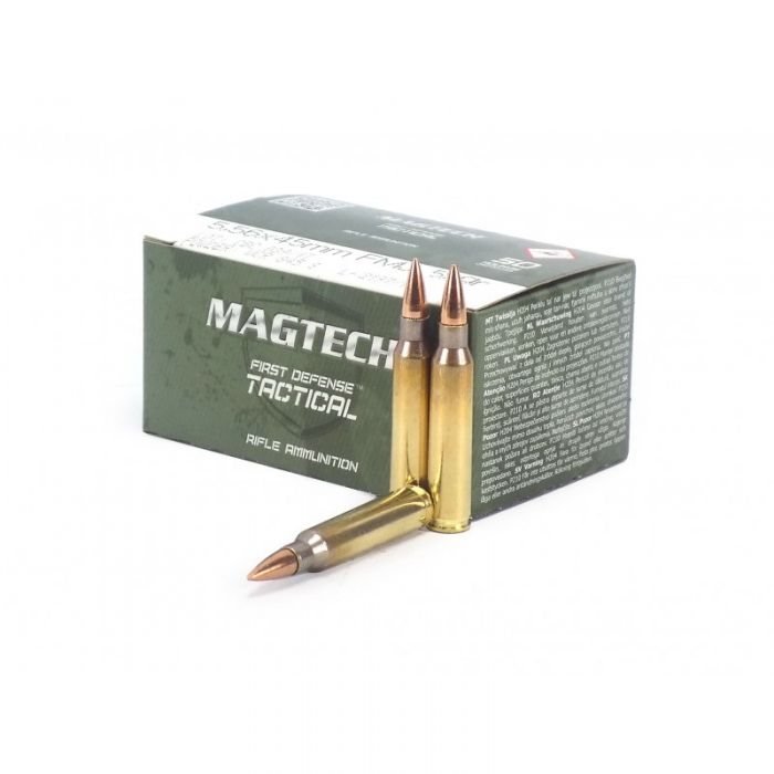 Magtech .223 Remington 55 Gr. FMC