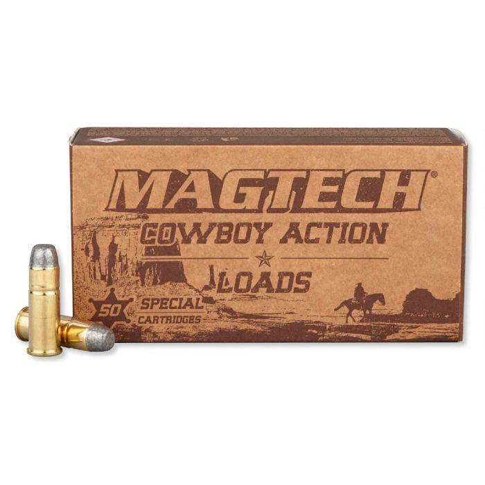 Magtech .44-40 Win. LFN Cowboy Action Loads (4440C)