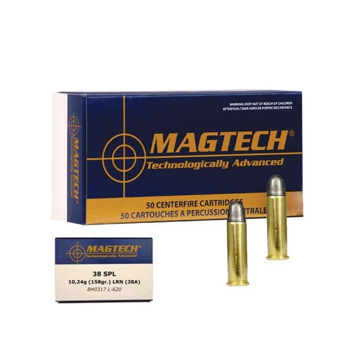 Magtech .38 Special LRN