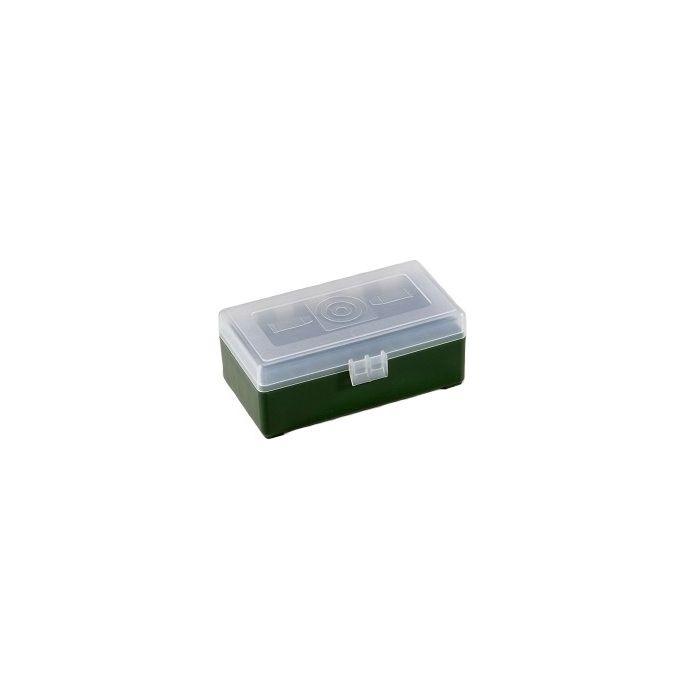 Megaline Ammo Box 550/2000 .38 Spec. /.357 Mag.