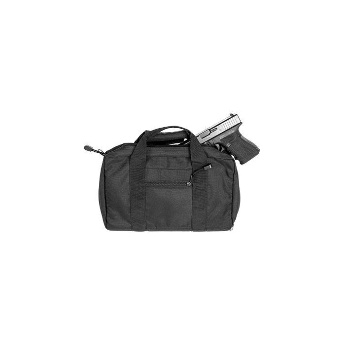 NcStar VISM Double Pistol Case Black #CPB2903