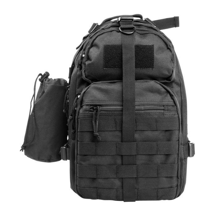 NcSTAR Vism Sling Backpack Zwart #CBMSB2959