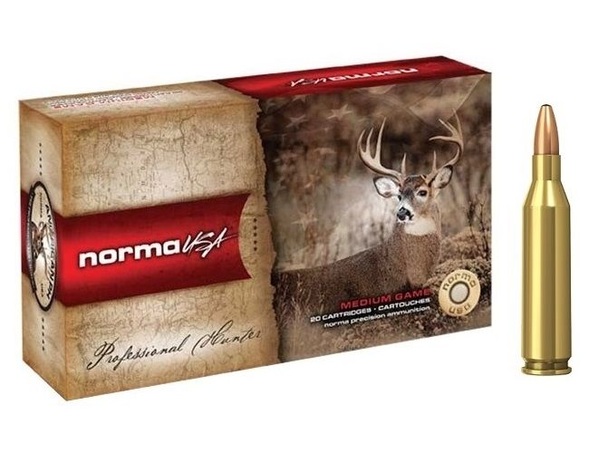 Norma .243 Win. Oryx Bonded Soft Point 100 Gr. #20160332