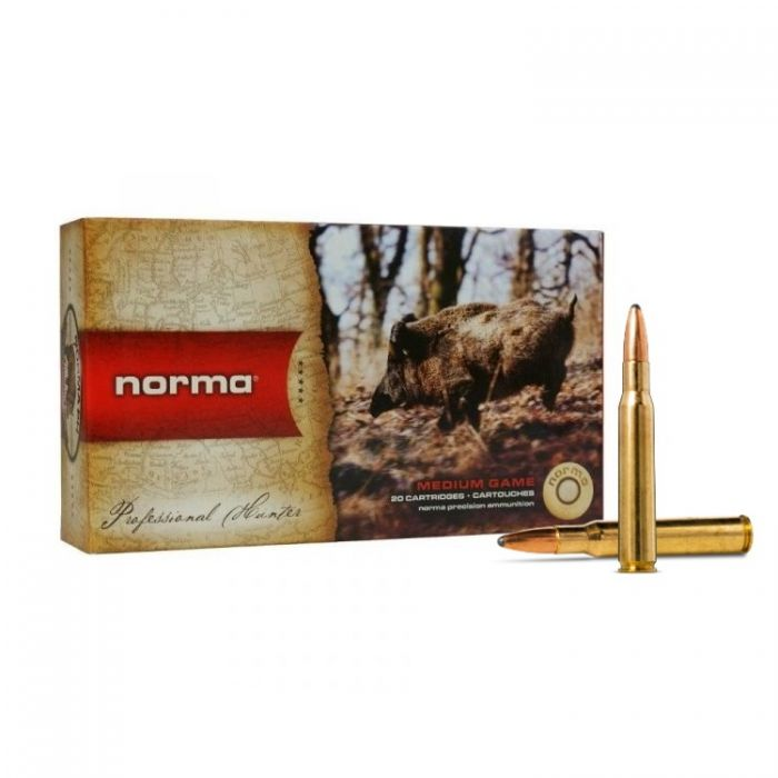Norma Oryx Bonded .30-06 Springfield Soft Point 165 Gr.
