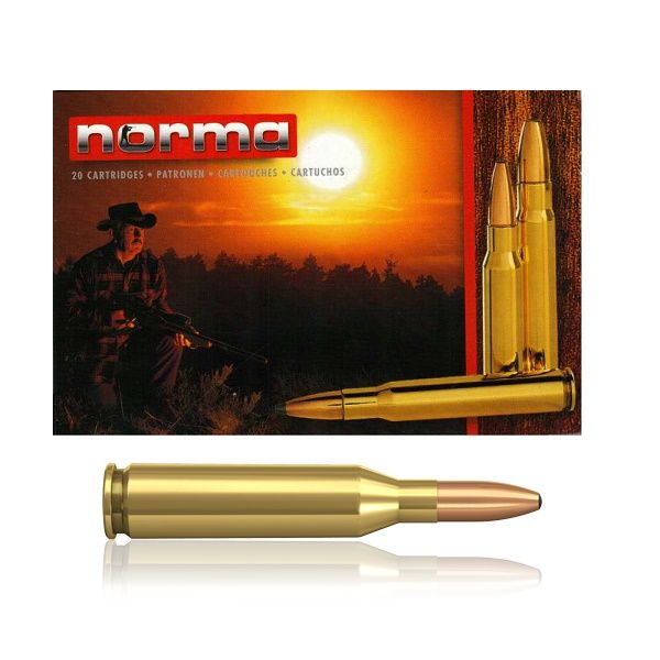 Norma .243 Win. Soft Point 100 Gr.