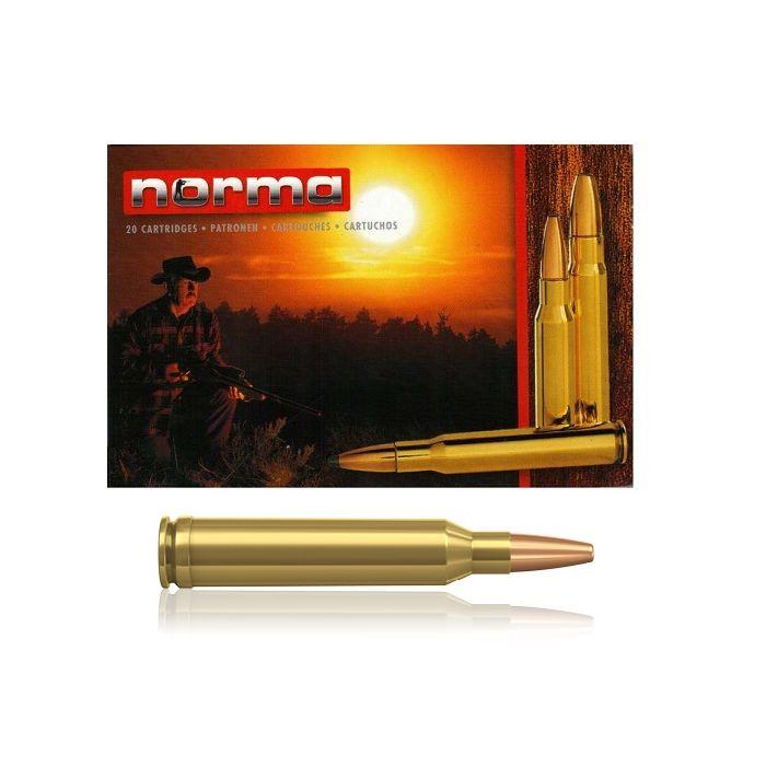 Norma 7 mm Rem.Mag. Soft Point Vulkan 170 Gr.