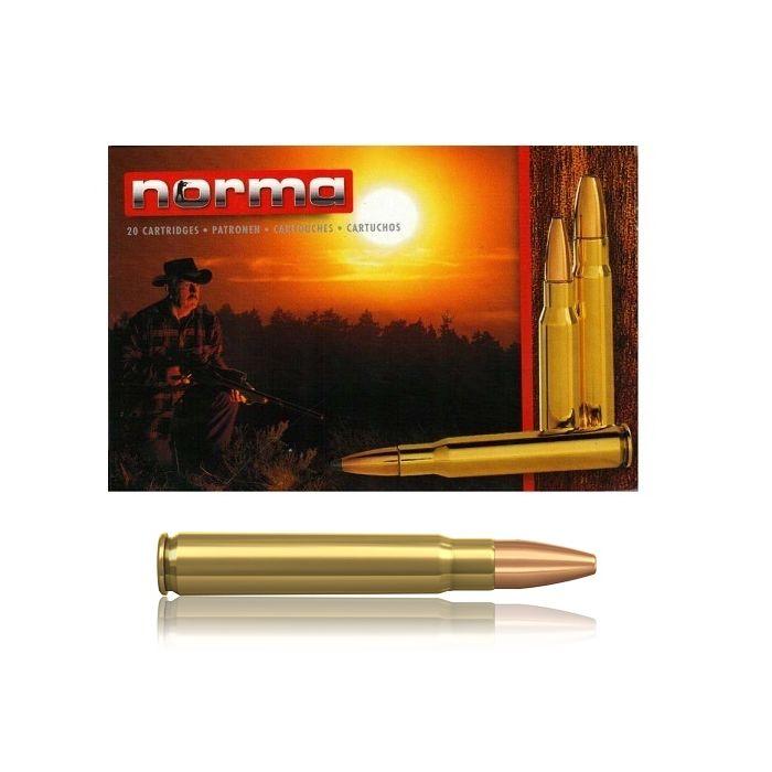 Norma 9,3x62 mm Soft Point Vulkan 232 Gr.
