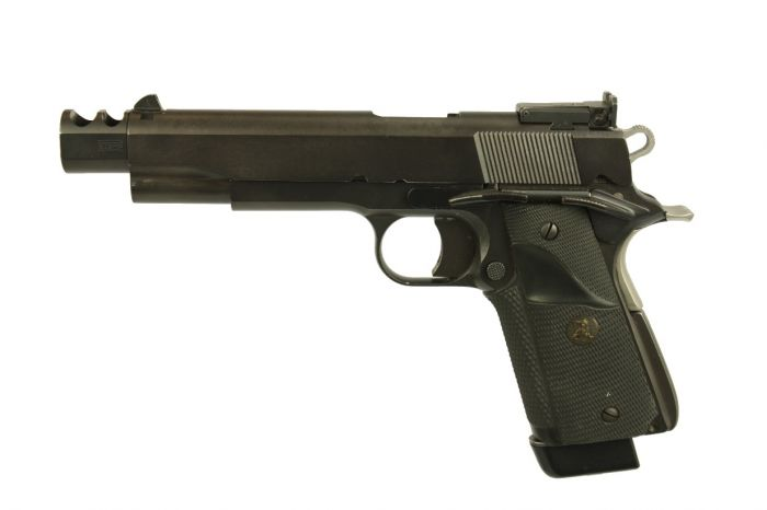 Peters Stahl 1911 Compensated Blue Kal .45 ACP