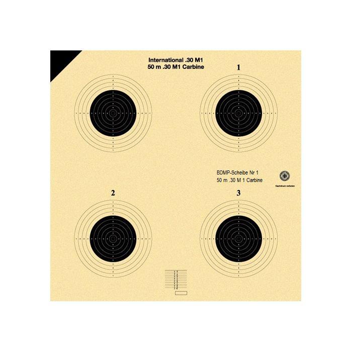 P&E Schietschijf International 30M1 Carbine 50 mtr. #4469