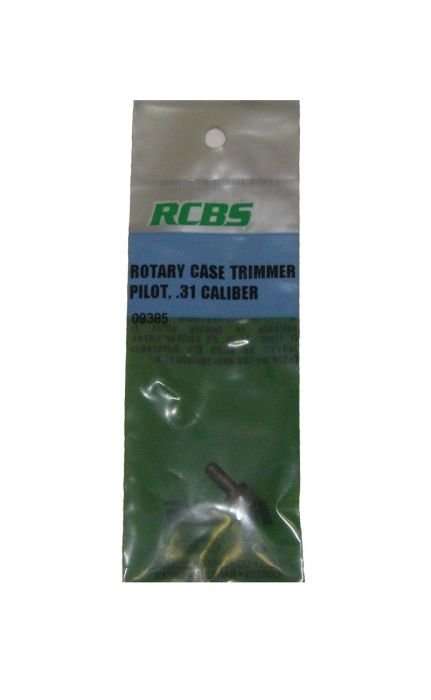 RCBS Rotary Case Trimmer Pilot .31 Caliber