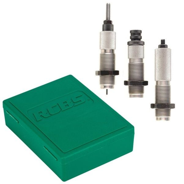 RCBS Rifle FL Steel 3-Die Set .444 Marlin.