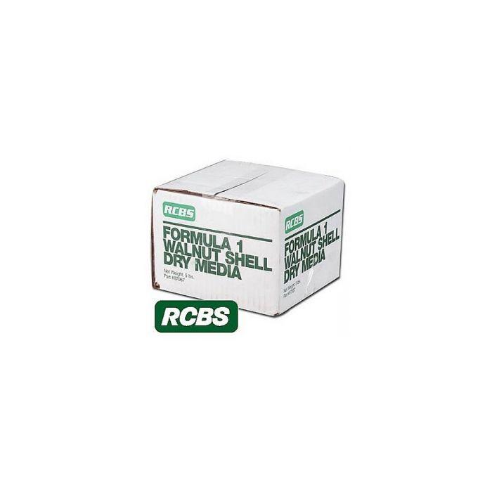 RCBS Formula 1 Walnut Shell Dry Media