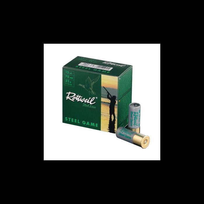 Rottweil Steel Game 32 Gram Nr.4 Kal.12