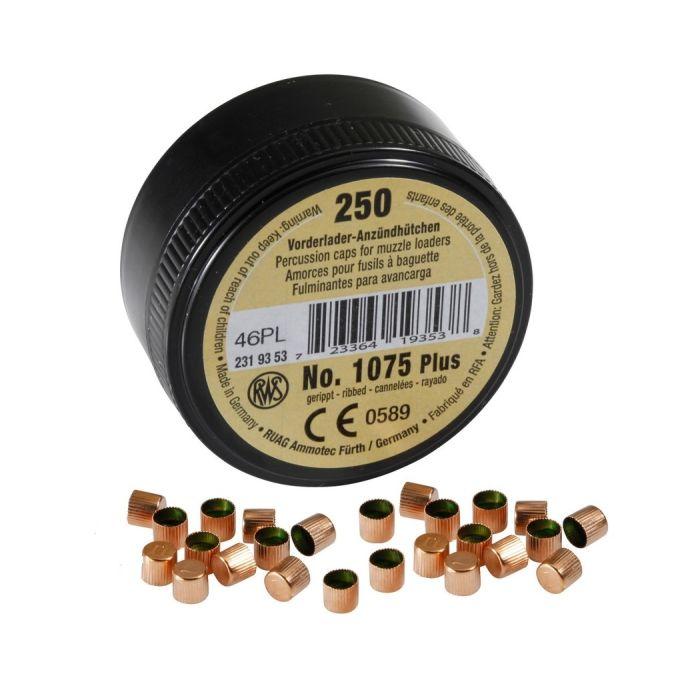 RWS Percussie Caps no. 1075 Plus
