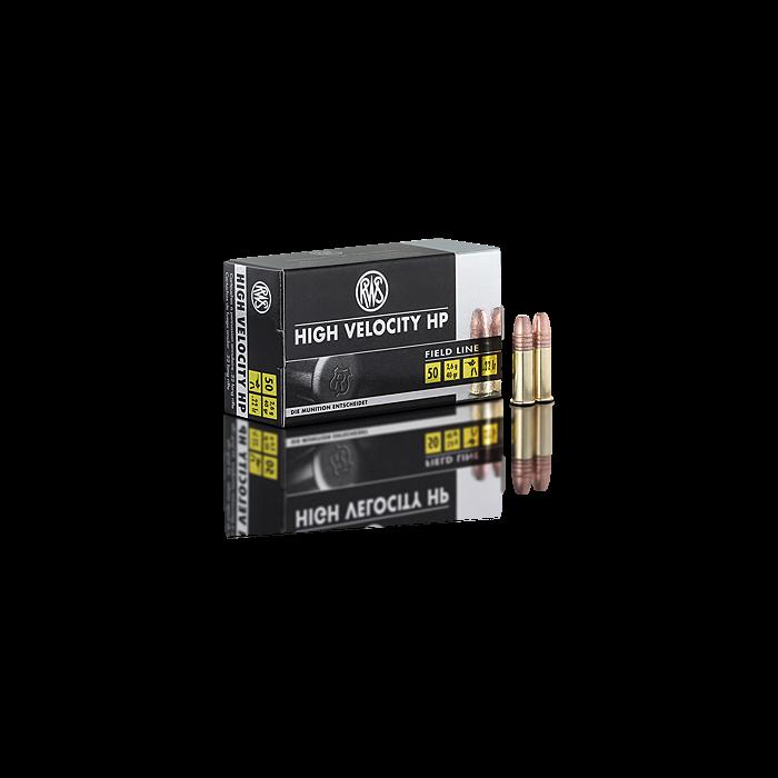 RWS High Velocity HP.22 LR.