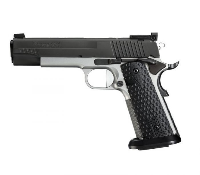 Sig Sauer 1911 Max Full Size Two Tone Kal. 45 ACP