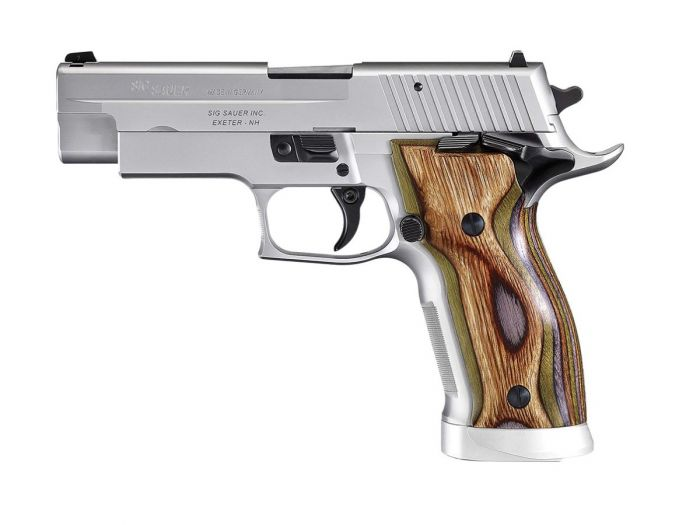 Sig Sauer P226 X-Five Short & Smart 9 mm Para