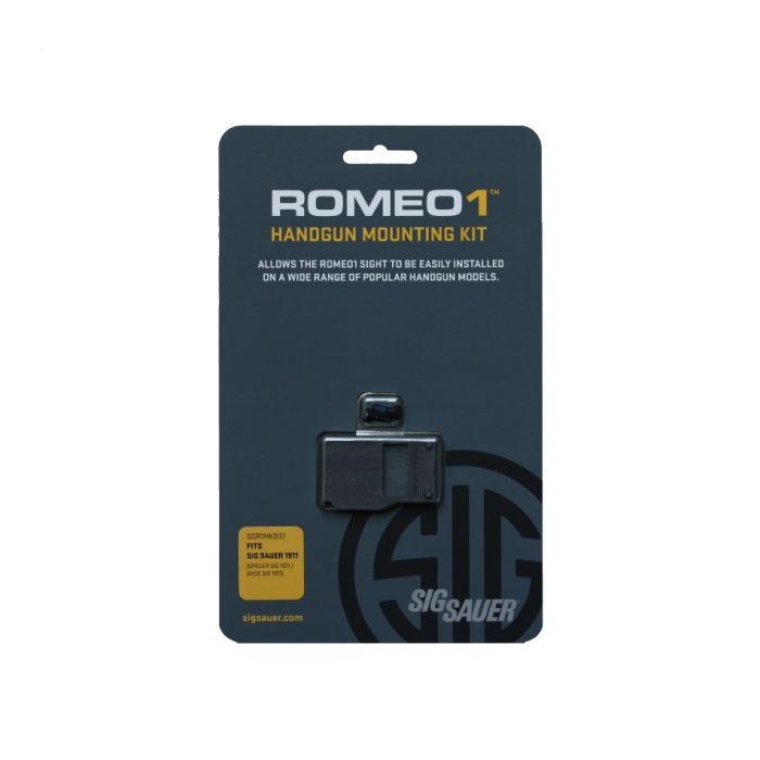 Sig Sauer Romeo 1 Adapter Kit voor Sig Sauer 1911 Modellen #SOR1MK007