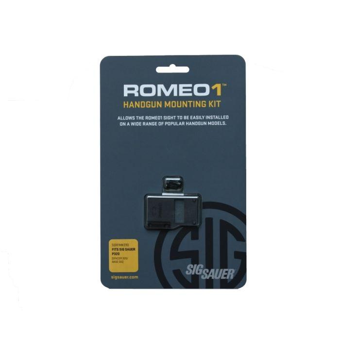 Sig Sauer Romeo 1 Adapter Kit voor Sig Sauer P320 #SOR1MK010