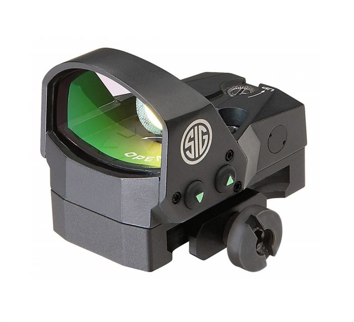 Sig Sauer Romeo1 miniatuur 3 MOA Red Dot Reflex Sight 1x30mm met picatinny montage
