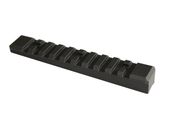 Swiss Arms 550 Serie Tactical Picatinny Rail Schuin