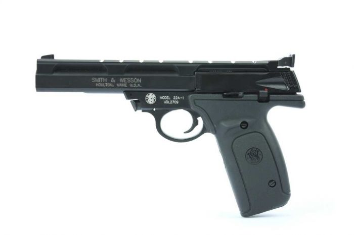 Smith&Wesson Type 22A Black