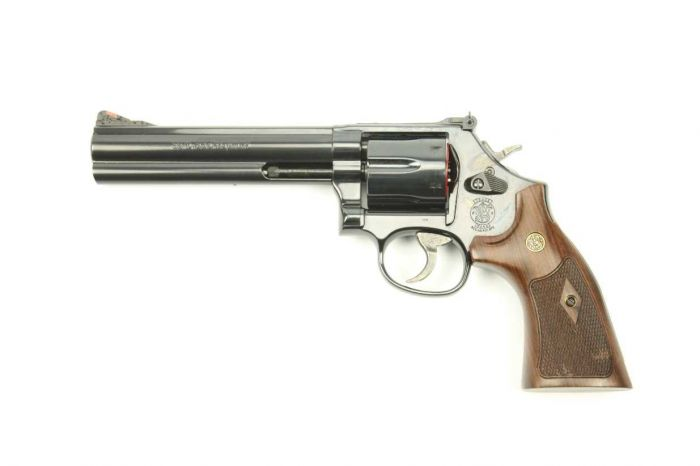 Smith & Wesson 586-6 Classic Kal.38 Spec. /.357 Mag.