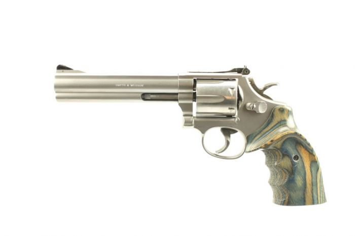 Smith & Wesson 686 .357M/.38Sp.