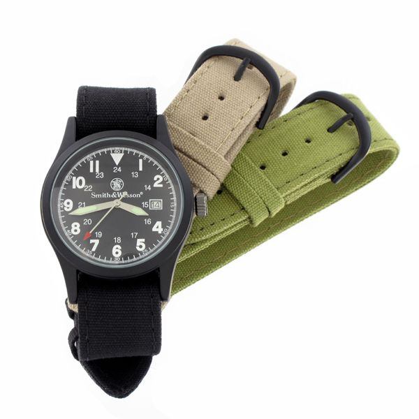 Smith & Wesson Military Horloge