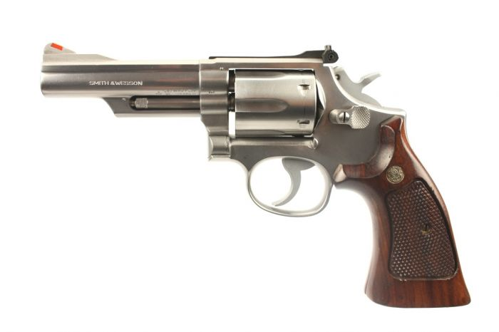 Smith & Wesson Model 66-1 detail links