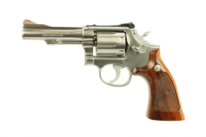 Smith & Wesson Type 67-1 Kal .38 Special Only, 4 inch looplengte